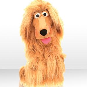 Marionnette chien