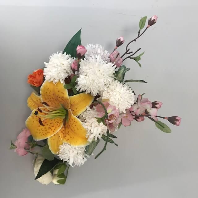 TUTORIEL & Fleurs en papier WC